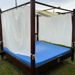 Family Bed - Outside garden zone 14.8.2020