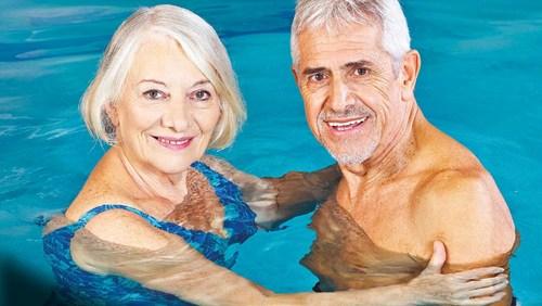 Plavání a relaxace za pouhých 99,- Kč